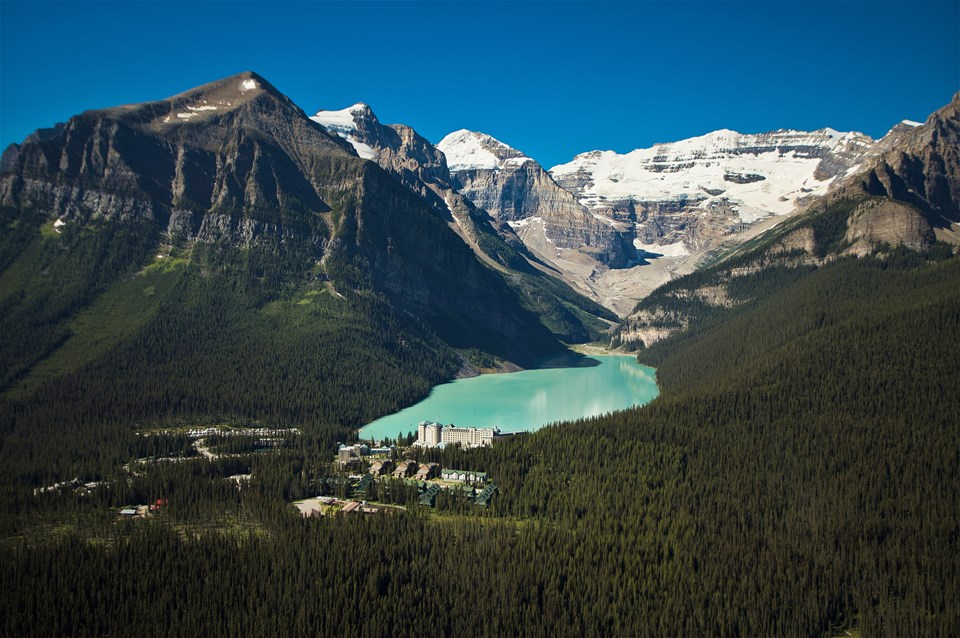 Fairmont Hotels Of Western Canada Touring With Trailfinders