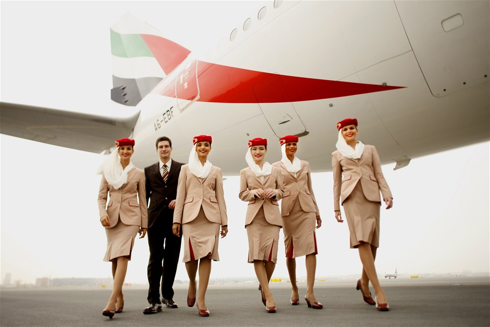 Emirates Business Class Sale