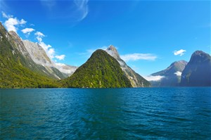 New Zealand, Fjordland
