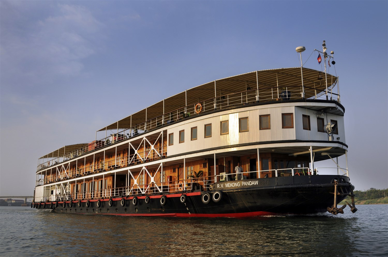 Rv Mekong Pandaw Mekong River Cruising Vietnam  Trailfinders The Travel Ex