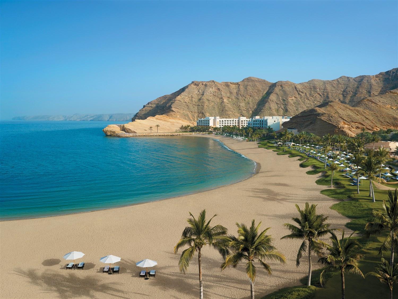 Shangri La Barr Al Jissah Resort Spa Al Bandar Muscat Beach Resorts Oman
