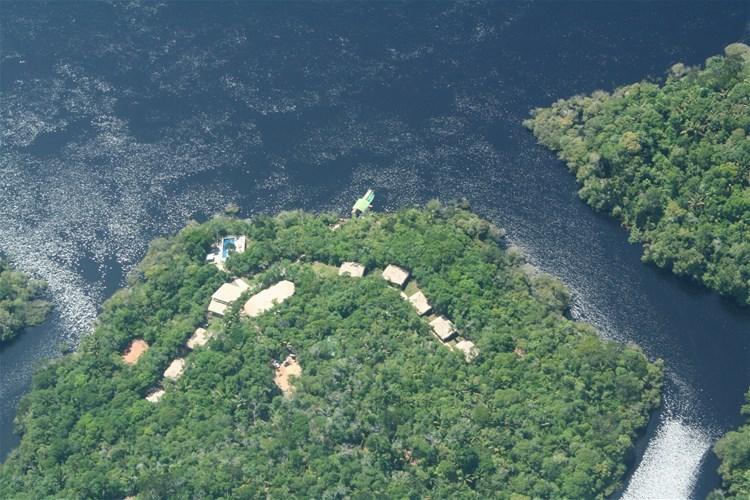 hotels in brazilian amazon
